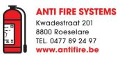 Anti Fire Systems - logo