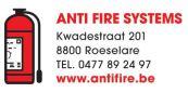 Anti Fire Systems - logo