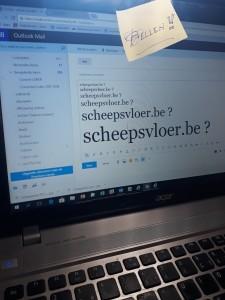 Scheepsvloer op PC''