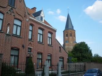 Oekene pastorij & kerk