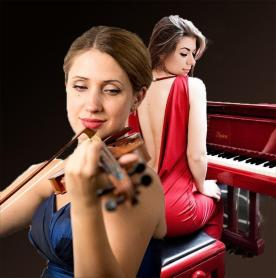 Liudmila & Anastasia