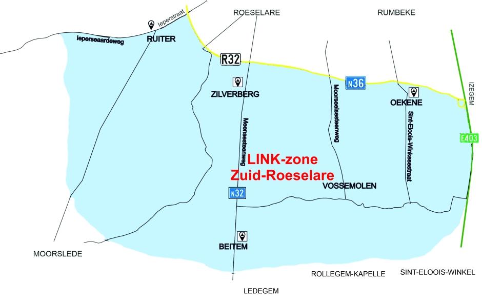 De LINK - 2020 - LINKzone zuid Roeselare